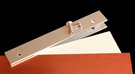 DeepStreamDesigns Copper-composite panel